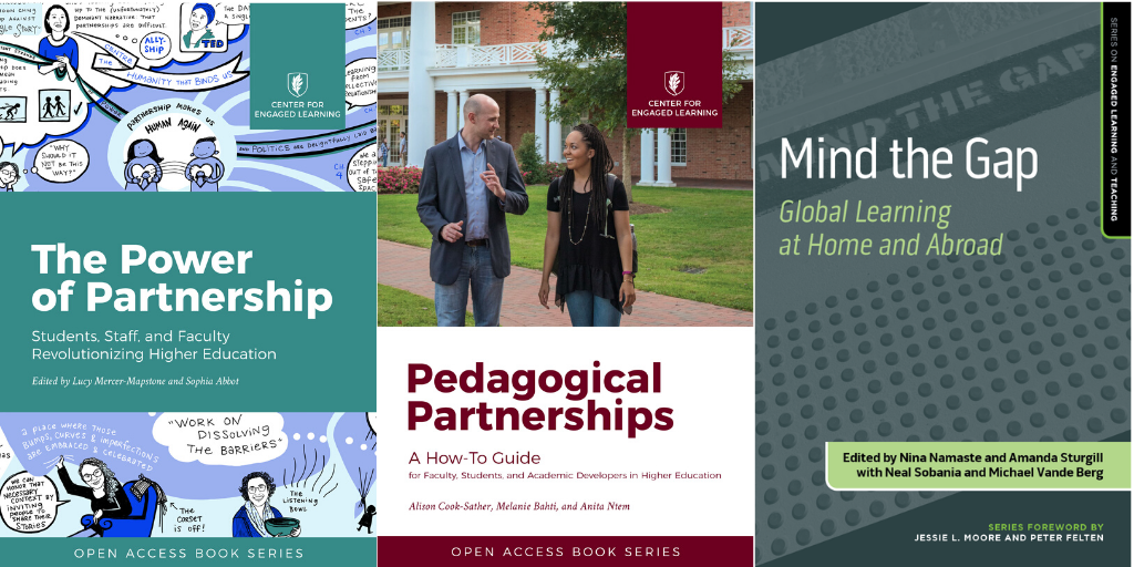 New Books on Global Learning and Partnership
